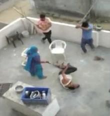 गुरुग्राम: दर्जनों दबंगों ने मुस्लिम परिवार को लाठी-डंडों से पीटा, बढ़ाई गई सुरक्षा