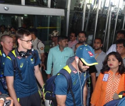 5 मार्च को ऑस्ट्रेलिया वनडे सीरीज का दूसरा वनडे- भारत और ऑस्ट्रेलिया के खिलाड़ी पहुंचे नागपुर