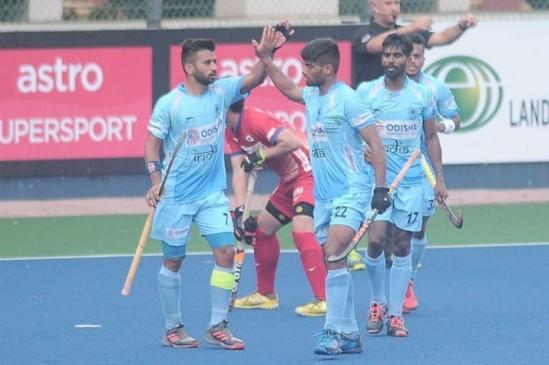 अजलान शाह कप: भारत का धमाकेदार आगाज, जापान को 2-0 से हराया