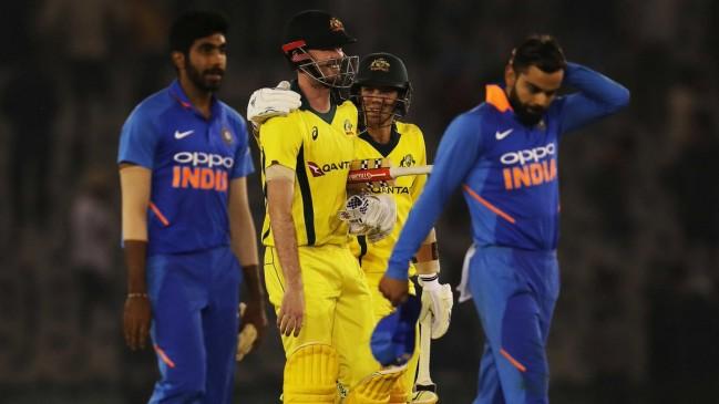 Ind vs Aus : ऑस्ट्रेलिया ने भारत को 4 विकेट से हराया, सीरीज 2-2 से बराबर की
