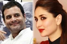 करीना कपूर खान का वीडियो वायरल, राहुल गांधी को करना चाहती थी डेट