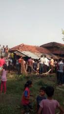 भंडारा के एक गांव में घुसा तेंदुआ, घर में छिपकर बैठा, देखिए वीडियो