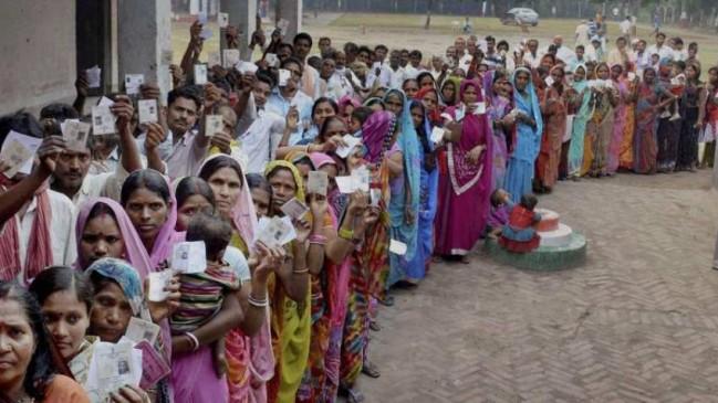 लोकसभा चुनाव: 90 करोड़ मतदाता तय करेंगे 543 सीटों पर प्रत्याशियों का भविष्य