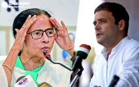 ममता बनर्जी ने राहुल गांधी पर किया पलटवार, कहा- 'वह अभी बच्चे हैं'