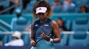 Miami open: वर्ल्ड नंबर-1 ओसाका उलटफेर का शिकार, सू-वेई से हारकर टूर्नामेंट से बाहर