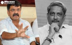 NCP नेता जितेंद्र अवहद बोले- राफेल डील के पहले शिकार हैं मनोहर पर्रिकर