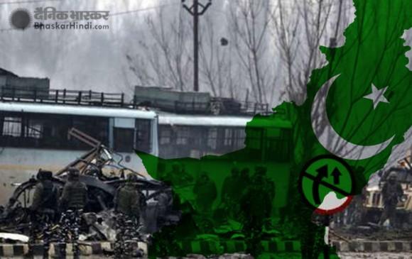 पाकिस्तान ने दिखाया अपना रंग, मांगे पुलवामा अटैक के और सबूत