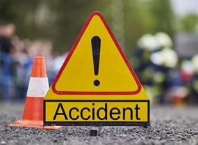 सतीअनुसुइया मोड़ पर बेकाबू बाइक हुई दुर्घटना ग्रस्त, चालक की मौके पर मौत