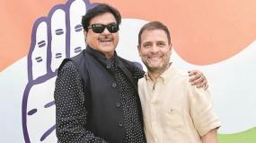शत्रुघ्न सिन्हा बोले- लालू यादव की सलाह पर जॉइन कर रहे कांग्रेस पार्टी