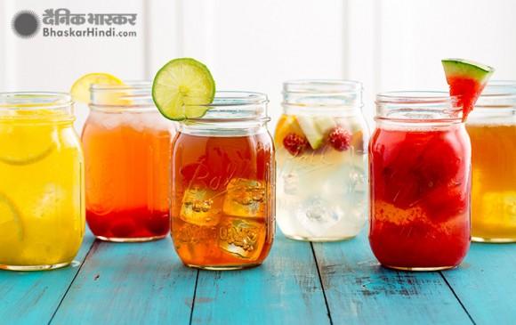 Summer Season drink: घर पर बनाएं टेस्टी एण्ड फ्रूट मिक्स हेल्दी कोल्ड ड्रिंक्स