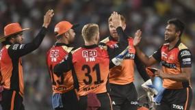 IPL 12 : वार्नर, बेयरस्टो की आंधी में उड़ा बेंगलुरु, हैदराबाद ने 118 रनों से हराया