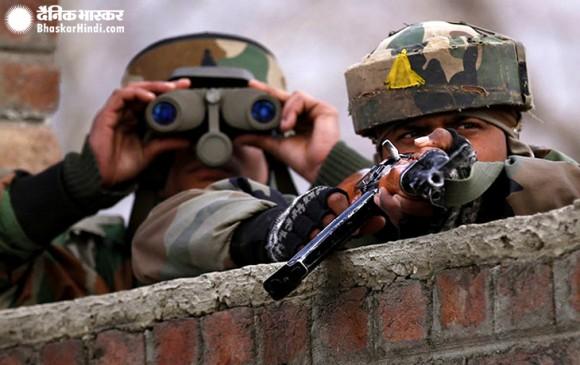 जम्मू-कश्मीर: शोपियां और हंदवाड़ा में मुठभेड़, चार आतंकी ढेर