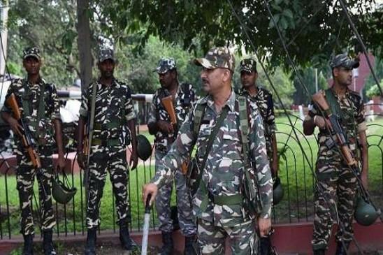 चुनाव के लिए नागपुर को मिलीं अर्धसैनिक बलों की दो कंपनियां