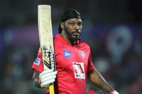 IPL में सबसे तेज 4000 रन बनाने वाले पहले बल्लेबाज बने 'यूनिवर्स बॉस' गेल