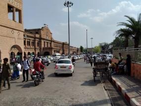 नागपुर रेलवे स्टेशन पर बनेगा वर्टिकल गार्डन