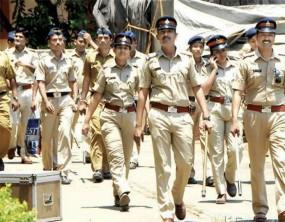 इलेक्शन ड्यूटी को लेकर पुलिस मुख्यालय में हंगामा, लेन-देन का आरोप