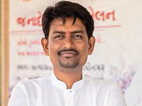 """गुजरात कांग्रेस को झटका, अल्पेश ठाकोर सहित 3 विधायकों ने छोड़ा कांग्रेस का """"हाथ"""""""