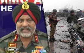 पुलवामा हमले के बाद इंडियन आर्मी ने मार गिराए 41 आतंकी, 25 जैश के : केजेएस ढिल्लन