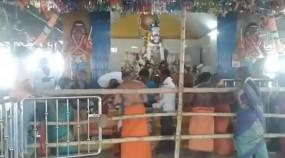 तमिलनाडु के करुपु स्वामी मंदिर में भगदड़, 7 की मौत, 10 घायल