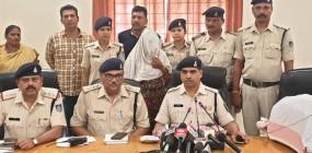 9 किलो गांजा के साथ महिला तस्कर गिरफ्तार