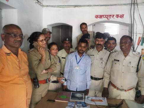 नगर निगम कर्मचारी बनकर महिलाओं के बैंक खाता से निकाले रुपए, आरोपी गिरफ्तार