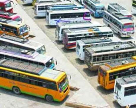 4 दिन चुनाव ड्यूटी में रहेंगी 600 यात्री बसें,अस्थाई परमिट पर रोक