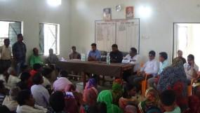 मान गए 6 ग्रामों के ग्रामीण, नहीं करेंगें मतदान का बहिष्कार, पानी की समस्या से थे परेशान