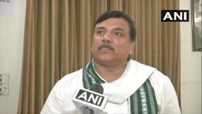 दिल्ली की सभी सात सीटों पर अकेले चुनाव लड़ेगी AAP, गठबंधन संभव नहीं- संजय सिंह