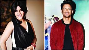 एकता के साथ फिर काम करना चाहते हैं सुशांत, टीवी शो पर वापसी की जताई इच्छा