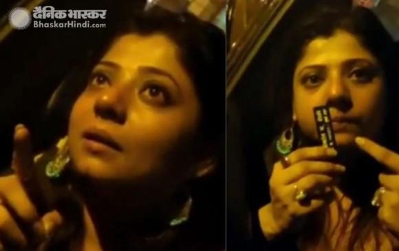 एक्ट्रेस रुही सिंह ने नशे की हालत में की होटल स्टाफ से मारपीट, मामला दर्ज