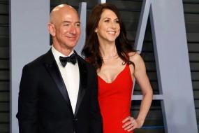 Amazon CEO जेफ बेजोस से तलाक के बाद मैकेंजी बनीं दुनिया की चौथी सबसे अमीर महिला