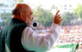 अमित शाह का बड़ा बयान- घुसपैठियों को बाहर निकालेंगे, हिंदू और बौद्धों को देंगे शरण