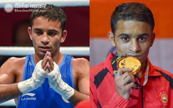 Asian Boxing Championships: अमित ने जीता गोल्ड, दीपक-कविंदर को सिल्वर