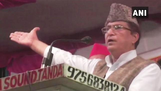 EC ने योगी, नकवी, कल्याण सिंह पर कार्रवाई नहीं की, मेरी जीभ तक काट दी: आजम खान