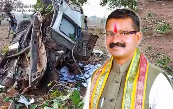 दंतेवाड़ा में बड़ा नक्सली हमला, बीजेपी विधायक भीमा मंडावी की मौत, तीन जवान शहीद