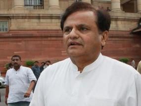 कांग्रेस को आतंकवाद से लड़ना ना सिखाए भाजपा : अहमद पटेल