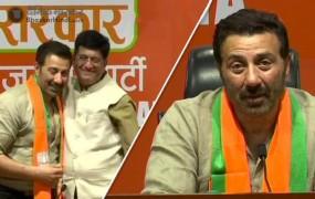 सनी देओल को गुरदासपुर से मिला टिकट, चंडीगढ़ से फिर किरण खेर को मौका