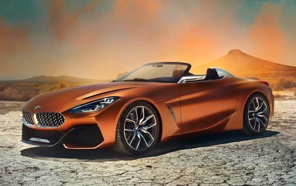 BMW ने भारत में लॉन्च की Z4 Roadster, जानें फीचर्स और कीमत