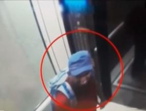 श्रीलंका ब्लास्ट : CCTV फुटेज में दिखा शांगरी-ला होटल में धमाका करने वाला संदिग्ध हमलावर