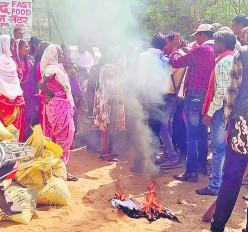 विवादित बयान का विरोध- वडेड्डीवार, धानोरकर, धोटे को महिला आयोग का नोटिस