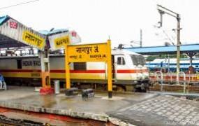 हड़ताल पर सफाईकर्मी : नागपुर स्टेशन पर पसरी गंदगी, मिनिमम वेज नहीं दे रहा ठेकेदार