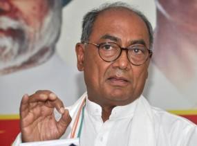 दिग्विजय के सवाल के बाद कमलनाथ ने बहाल की RSS की सुरक्षा, EC ने हटाई थी सुरक्षा