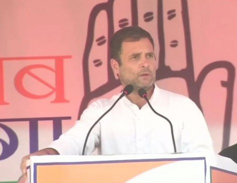 बिहार के सुपौल में बोले राहुल, मोदी ने देशभर में चौकीदारों को बदनाम किया