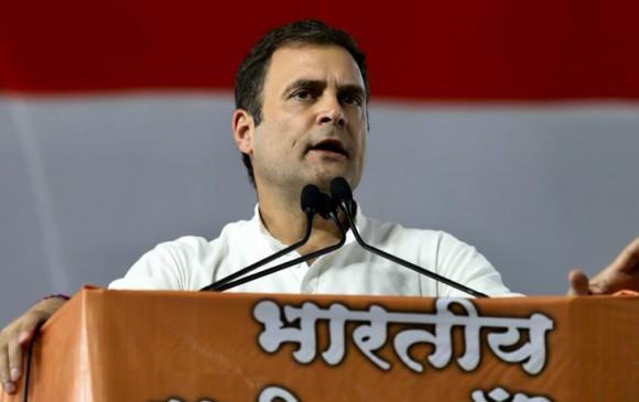 दक्षिण भारत को संदेश देने के लिए केरल से चुनाव लड़ रहा हूं - राहुल गांधी