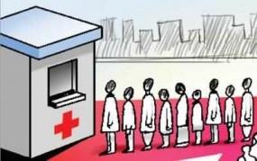 छिंदवाड़ा जिला अस्पताल में ब्लड डोनर के लिए पीने का पानी तक का इंतजाम नहीं