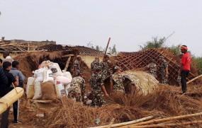 नेपाल: बारिश और तूफान से तबाही, 35 लोगों की मौत, 400 घायल