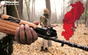 छत्तीसगढ़ के कांकेर में बीएसएफ के 4 जवान शहीद,नक्सलियों से मुठभेड़ जारी