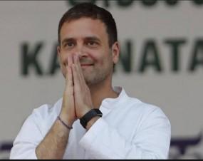 No Fake News: छोटी-मोटी चोरी करना कांग्रेस की आदत नहीं - राहुल गांधी