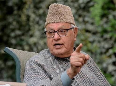 BJP धारा 370 हटाएगी तो अल्लाह की कसम इनसे आजाद हो जाएंगे... कश्मीर में बोले अब्दुल्ला