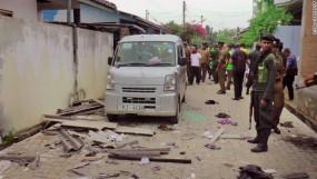 श्रीलंका ब्लास्ट : मास्टरमाइंड के पिता और दो भाईयों को सुरक्षाबलों ने किया मुठभेड़ में ढेर